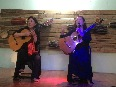 Maria Duo Performing